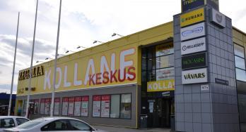 KOLLANE KESKUS (ex BENTON KAUBAKESKUS)