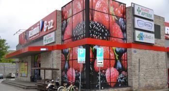 Добро пожаловать в магазин в обновленном центре Telliskivi!