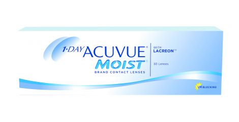 Acuvue 1-Day Moist (30 pcs.)