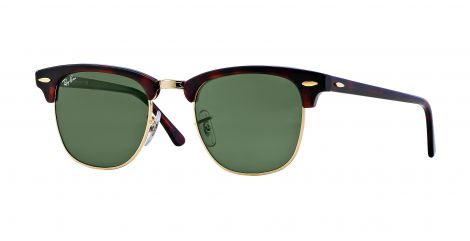 Ray-Ban RB 3016 Clubmaster W0366 51-21-145 3N