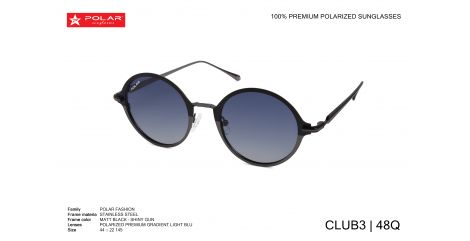 POLAR POLARIZED CLUB 3 col.48/Q
