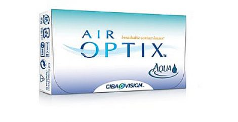 Air Optix Aqua (6 tk.)