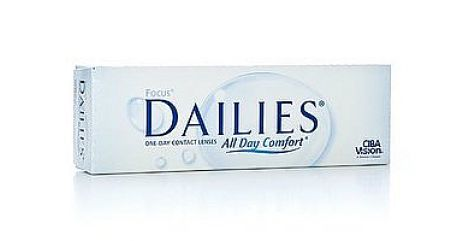 Focus Dailies All Day Comfort (30 pcs.)