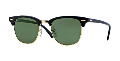 Ray-Ban RB 3016 Clubmaster W0365 51-21-145 3N