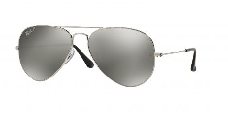 Ray-Ban RB 3025 Aviator 003/59 58-14-135 3P Polarized