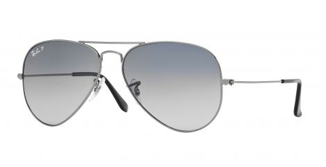 Ray-Ban RB 3025 Aviator 004/78 58-14-135 3P Polarized