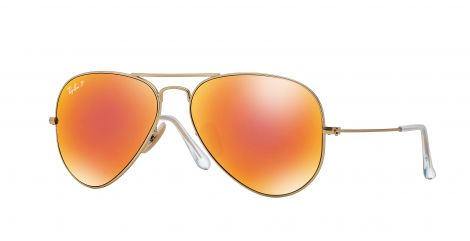 Ray-Ban RB 3025 Aviator 112/4D 58-14-135 3P Polarized