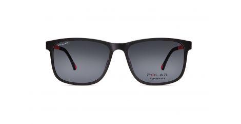 Polar mod.468 col.43  Clip-on  Polarized  3P